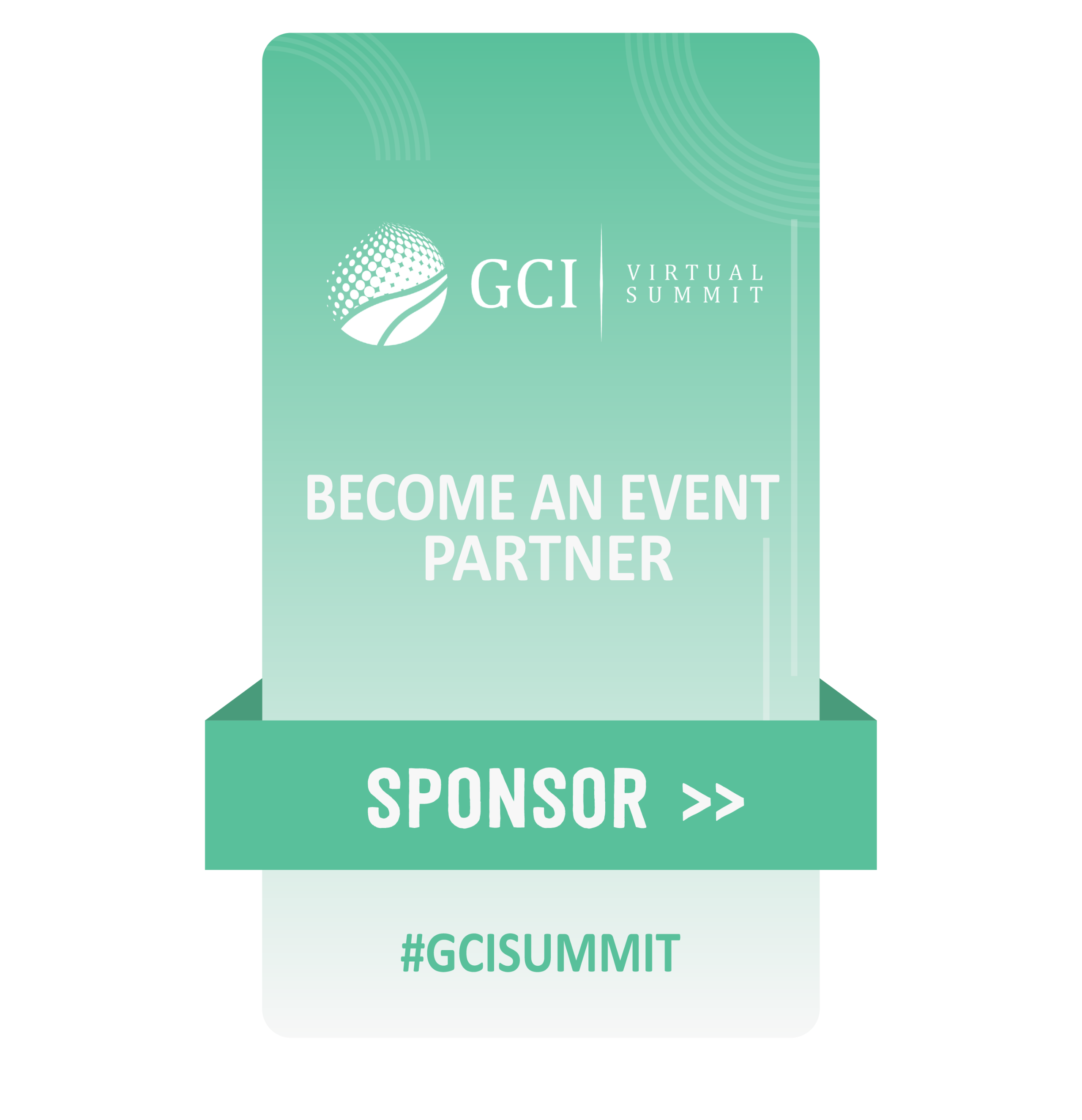 Sponsor Wrap Card - GCI Virtual Summit - Global Cannabis Intelligence - Cannabis and Psychedelics
